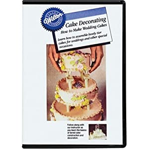 Wilton Cake Decorating Basics Dvd Free Download : Amazon.com: Wilton How to Make Wedding Cakes: Cake ...