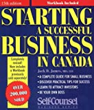 Starting a Successful Business in Canada (15th ed)