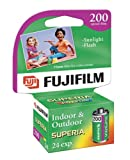 FujiFilm Superia 200 Speed Film (4 Pack)
