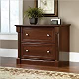 Sauder Palladia Lateral File Cabinet - Select Cherry