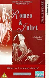 Romeo  & Juliet [VHS] [UK Import]