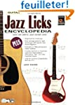 Jazz Licks Encyclopedia: Guitar