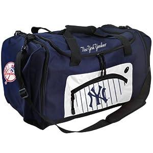 MLB New York Yankees Roadblock Duffle Bag by Concept 1