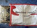 ShreeBalaji Womens Georgette Designer Semi-Stich ZENNY KHAKHI =S375Kurta(FreeSize_ZENNY KHAKHI KURTI)