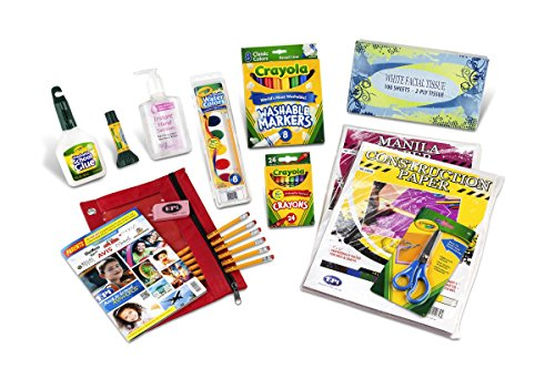 Kindergarten Classroom Supply Pack