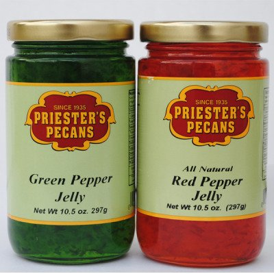 Pepper Jelly Combo - 1-10.5 Jar Red Pepper Jelly