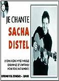 Partition : Je chante Distel
