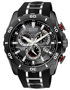 Citizen Men's AT4027-06E Perpetual Chrono A-T Limited Edition Eco-Drive Limited Edition Perpetual Chrono A-T Watch