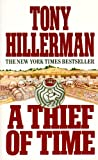 A Thief Of Time (Turtleback School  &  Library Binding Edition) (Joe Leaphorn/Jim Chee Novels)