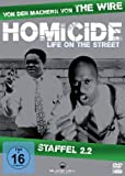 Homicide - Life on the Street, Staffel 2.2 [3 DVDs]