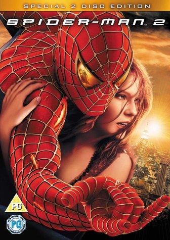 Spider-Man 2 [DVD] [2004]
