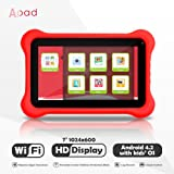 Apad® 7-inch Dual-Core, Dual Camera Kids Tablet with Free Cloud Parental Control Service and Kids Apps(Gift for Kids), Best Gadgets