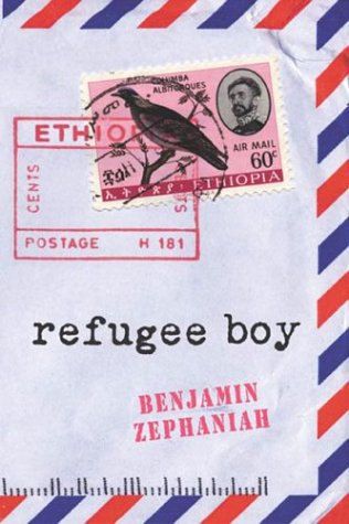 Refugee Boy by Benjamin Zephaniah