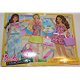 Barbie Fashionistas Day Looks Clothes - Bright Beach Outfits