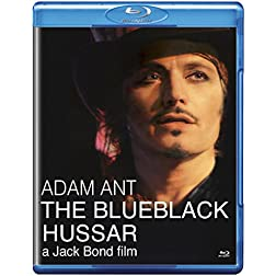 Adam Ant: The Blueblack Hussar (Region Free) [PAL] [Blu-ray]