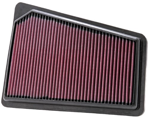 K&N 33-2427 High Performance Replacement Air Filter front-618318
