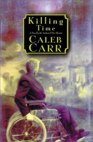 Killing Time (Random House Large Print (Hardcover)), Caleb Carr