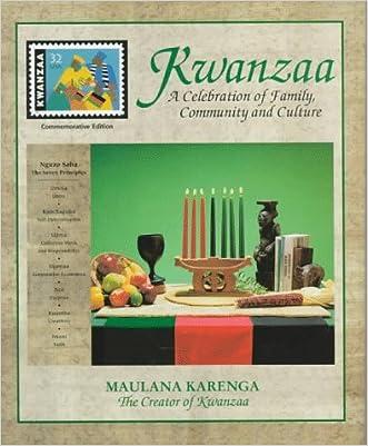 Kwanzaa: A Celebration of Family, Community and Culture (Commemorative)