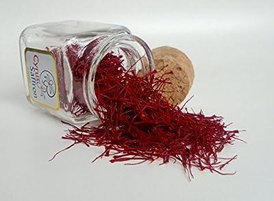 Cyrus Saffron,100% Pure Premium Quality Stigmas Threads Only (2 Grams) by Cyrus Saffron