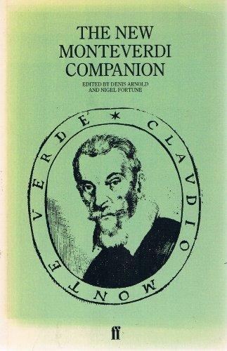 The New Monteverdi Companion