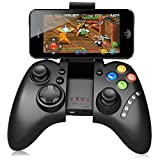 Mondpalast @ black Bluetooth V3.0 Wireless smartphone and tablet game controller 9021 for Galaxy S4 S5 Note 2 Note 3 Note 4 Sony Xperia Z1 Z2 M2 T3 Z1 compact Z Ultra iphone 5s 5c 5g 6 HTC ONE M7 M8 Lg G3 G2 mini Nokia Lmia 930 630 Tab S T700 T800 Tab 4