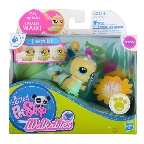 Littlest Pet Shop Walkables Caterpillar No 2312 Action Figure - 1