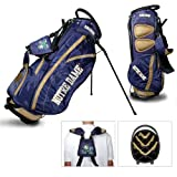 NCAA Notre Dame Fighting Irish Fairway Stand Bag at Amazon.com