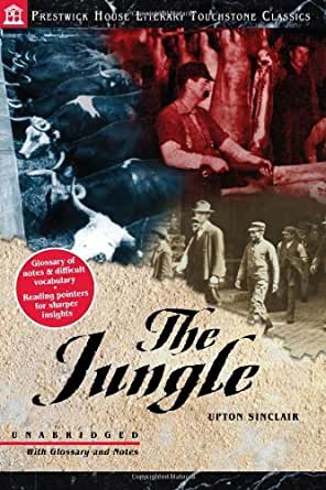 Literary analysis of the jungle by upton sinclair