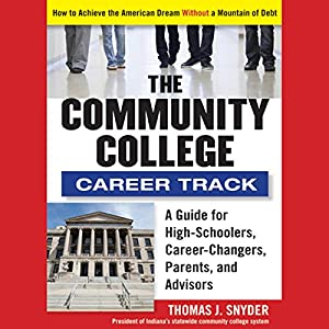 The Community College Career Track Audiobook