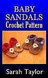 Baby Sandals - Crochet Pattern
