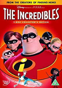 The Incredibles (2-disc Collector's Edition) [DVD] [2004]