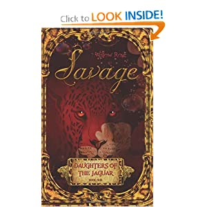 Savage: Daughters of the Jaguar (Volume 1)