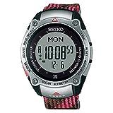 [プロスペックス]PROSPEX 腕時計 アルピニスト 富士山世界遺産記念モデル 「赤富士」  ソーラー ハードレックス 日常生活用強化防水(10気圧) SBEB037 メンズ