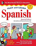 img - for Play and Learn Spanish with Audio CD, 2nd Edition 2nd edition by Lomba, Ana, Summerville, Marcela (2011) Hardcover book / textbook / text book