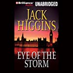 Eye of the Storm: A Sean Dillon Novel (       UNABRIDGED) by Jack Higgins Narrated by Michael Page