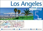 Los Angeles Popout Map - handy pocket...