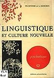 img - for Linguistique et culture nouvelle book / textbook / text book