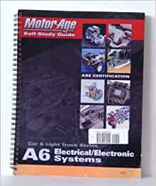 A6 Electronic Electrical Systems The Motor Age Training