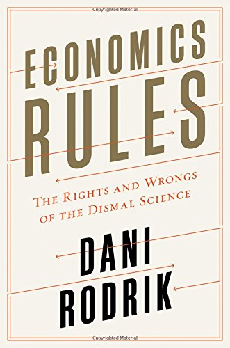 Economics Rules ISBN-13 9780393246414