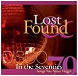 echange, troc Various Artists - Lost & Found in the 70's Disco