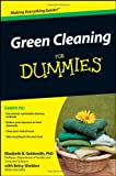 Green Cleaning For Dummies