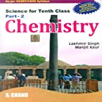 Chemistry Science For Class - X (Part -2) 1st Edition (Paperback)