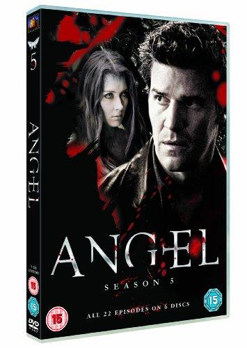 Angel - Season 5 (New Packaging) [DVD]