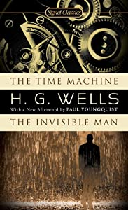 analysis of the time machine a science fiction novel by english writer hg wells In an introduction that hg wells wrote for the time machine thirty-five years later, wells wrote that the story was obviously the work of an inexperienced writer this was not obvious to me, although the structure of the story is a bit unusual.