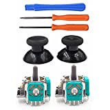 For Xbox One Controller 3D Analog Joysticks Replacement with Thumbsticks cap Torx T8 T6 Screwdrivers Repair Tool
