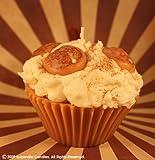CINNABUN FUN- Jumbo Cupcake Candle