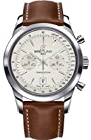 Breitling Transocean Chronograph 38 Mens Watch A4131012/G757 by Breitling