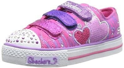 Skechers S Lights Shuffles Summertime Kicks Sneaker für Kinder