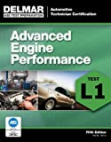 img - for ASE Test Preparation - L1 Advanced Engine Performance (Automobile Certification Series) book / textbook / text book