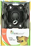SUREswivel 360 degree Swiveling Pet Tie-Out, Made in the USA by SUREswivel, LLC